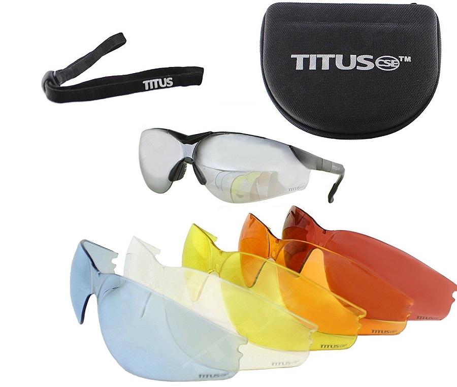 c81715f0b5 titus premium g series safety glasses bundle image