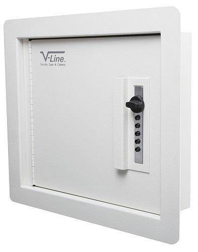 V Line Quick Vault Locking Storage For Guns And Valuables