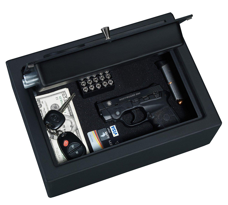 Bedside Gun Safe The 5 Most Recommended Gun Safes For Your