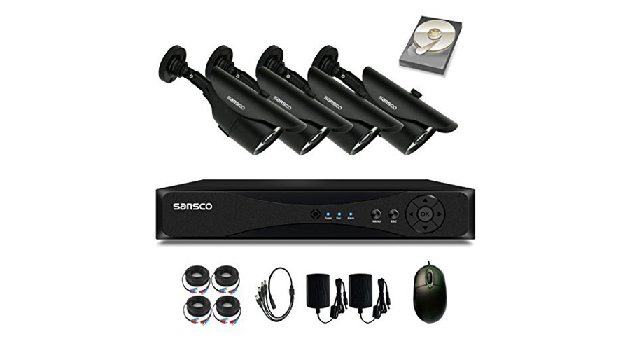 9 Best Outdoor Wireless Security Camera Systems with DVR